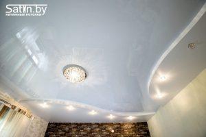 Натяжной потолок с подсветкой в Минске купить