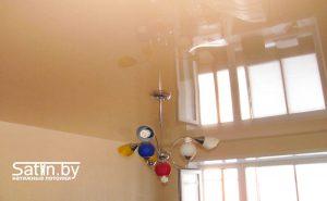 натяжной потолок распродажа глянец
