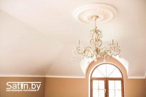 заказать потолок в Минске недорого для частного дома