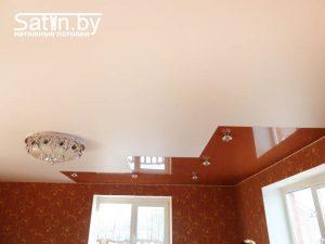 натяжной потолок сатин компания