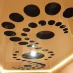 красивый Резной натяжной потолок Apply купить недорого