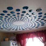кухня Резной натяжной потолок Apply минск