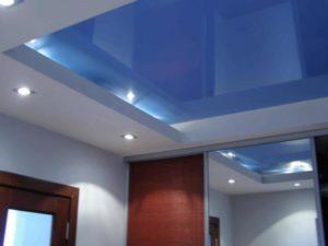 Натяжной потолок с подсветкой в Минске недорого