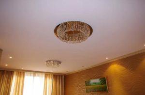 натяжной потолок заказать натяжные потолки из ткани