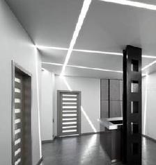 инновационные световые линии sisa