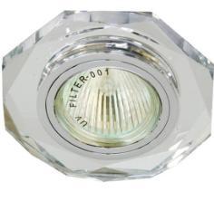 точечный светильник для натяжных потолков 1