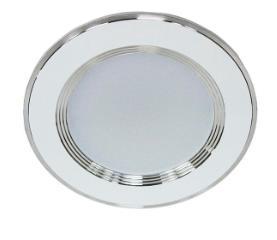 точечный светильник для натяжных потолков 12