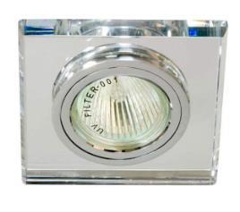точечный светильник для натяжных потолков 7