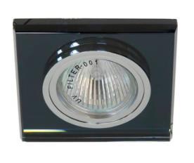 точечный светильник для натяжных потолков 8